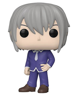 """FUNKO From Funko. Fruits Basket joins the Funko Family! These Fruits Basket Pop! Vinyl Figures measure approximately 3 3/4"""" tall and comes packaged in a window display box."""