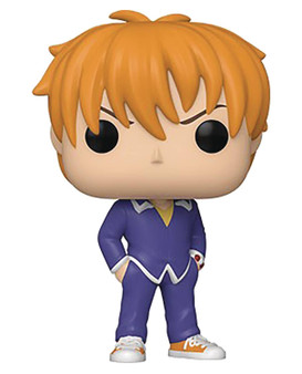 "FUNKO From Funko. Fruits Basket joins the Funko Family! These Fruits Basket POP! Vinyl Figures measure approximately 3 3/4"" tall and comes packaged in a window display box."