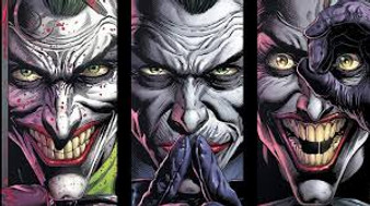Who are the three jokers?  Batman doesn't understand how or why, but the fact is certain: the man he has spent a lifetime chasing isn't one man at all. There are three Jokers. Now that he knows the unbelievable truth, Bruce needs real answers. Joined by Barbara Gordon and Jason Todd, two former victims of the Joker's brutality, the Dark Knight is finally on a path to defeat the madman once and for all. Every last one of him.  Geoff Johns (Doomsday Clock, Batman: Earth One) and Jason Fabok (Justice League: The Darkseid War) reunite to present one of the most highly anticipated comics events in years! Collects Batman: Three Jokers #1-3.