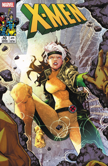 X-MEN #10 UNKNOWN COMICS KAEL NGU EXCLUSIVE VAR EMP  (W) Hickman, Jonathan (A) Silva, R. B. (C) Yu, Leinil Francis MARVEL COMICS  EMPYRE TIE-IN! The Summers family has grown a Krakoan home on the moon. Now some new neighbors have moved in. Rated T+