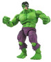 Product Description It's the Hulk of a lifetime! Fans have asked for a classic-style Hulk action figure for years, and it has finally arrived! Measuring approximately 9.75 inches tall with 16 points of articulation, this iconic character will become a centerpiece in any Marvel figure collection. Includes one set of alternate fists and an alternate Cosmic Hulk head. It comes packaged in display-ready Select figure packaging with side-panel artwork for shelf display. Designed by Yuri Tming, sculpted by Gentle Giant Studios.  Product Features 9.75 inches (24.76cm) Made of plastic Based on the classic Marvel Comics character 16 Points of articulation Includes one set of alternate fists and an alternate Cosmic Hulk head Packaged in display-ready Select figure packaging Designed by Yuri Tming, sculpted by Gentle Giant Studios Box Contents Hulk figure Alternate fists Cosmic Hulk head