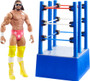 """WWE Wrestlemania Celebration Randy Savage Action Figure Celebrate iconic WrestleMania Moments with WWE Superstar legend action figure """"Macho Man"""" Randy Savage! Capture the legend's WrestleMania III entrance to the ring with the included authentic real-rolling ring cart. The 6-in / 15.24-cm scale figure features life-like True FX facial detailing and multiple points of articulation for kids ages 6 years and older to play and collectors to display.   Highlights Recreate WrestleMania III moments of """"Macho Man"""" Randy Savage in real-rolling ring carts with this action figure (each sold separately, subject to availability) The collectible WWE figure is approximately 6-in / 15.24-cm tall and at authentic """"Superstar Scale"""" Features 10-points of articulation to play out signature moves and poses Detailed with True FX technology for life-like faces and authentic ring gear The WWE Universe can collect every Superstar (each sold separately, subject to availability)!"""