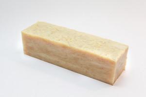citrus lemongrass soap loaf MakeYourOwn