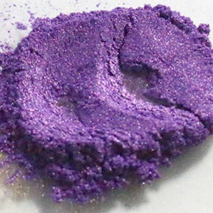 magic purple mica colorant MakeYourOwn