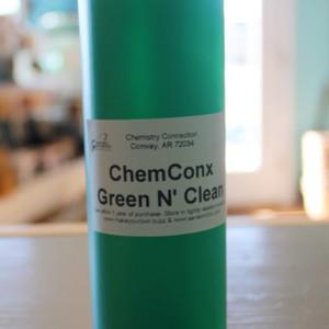 Green N' Clean quart bottle
