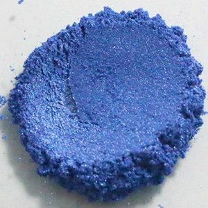 Luster Blue Mica