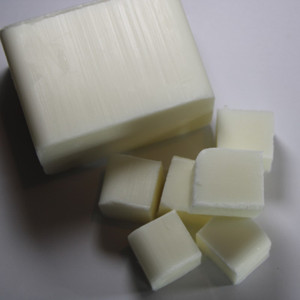 Shea Butter Melt and Pour Soap Base Cut