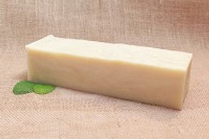 tea tree mint and herb soap loaf MakeYourOwn
