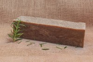 rosemary lavender hair body beard soap loaf MakeYourOwn