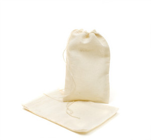 muslin bags, cheesecloth bags, cotton bags