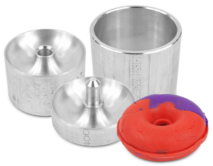 Bath Bomb Press Mold 2.5 Inch Donut