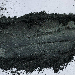 Silver Shimmer Black mica MakeYourOwn