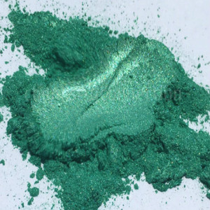Pine Forest Green Mica
