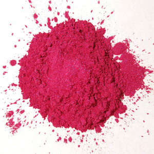 Rose Red Mica