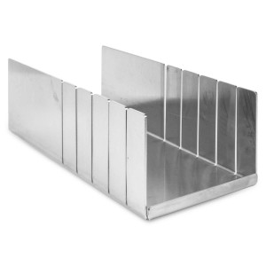 Stainless Steel Miter Box Large