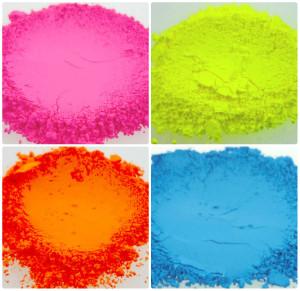 Neon Color Set Fluorescent color set