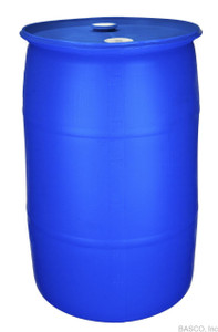 Glycerin drum Blue plastic drum