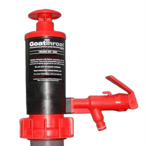GoatThroat Pump GT 100
