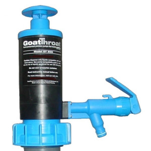 GT200 GoatThroat Pump with EPDM Seals