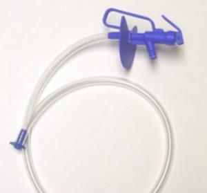 GoatThroat Pump Blue EPDM Seal