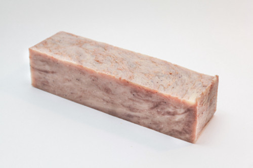 rustic sandalwood soap loaf MakeYourOwn