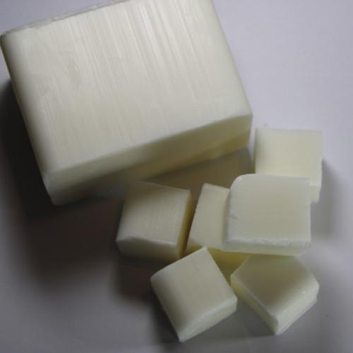 Shea Butter Melt and Pour Soap Base Cut