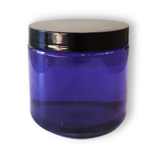 PET Clear Jar, PET Jar, Clear Jar, 16oz Jar, 89/400 Jar, 89-400 finish