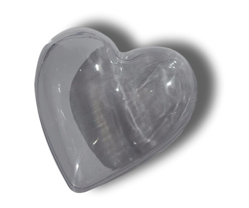 heart shaped bath bomb mold set