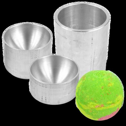 Round Bath Bomb Mold for press 2.25 inch Bath Bomb Mold 2.25 inch bath bomb mold