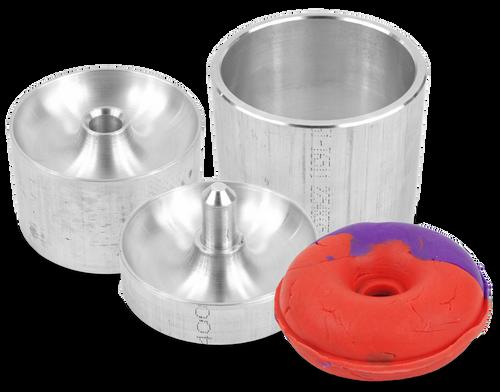 Bath Bomb Press Mold 2.5 Inch Donut