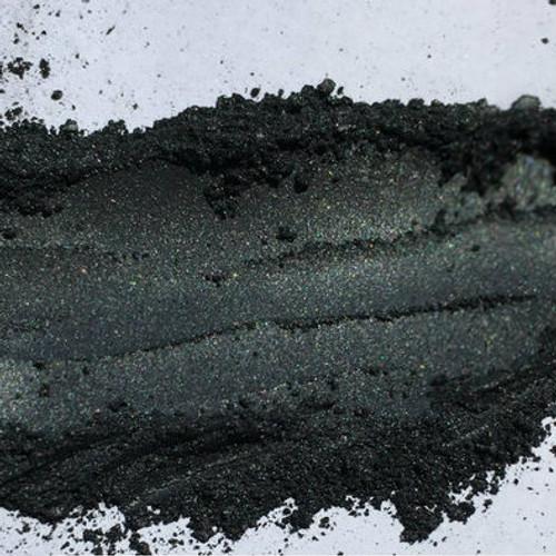 Silver Shimmer Black mica MakeYourOwn