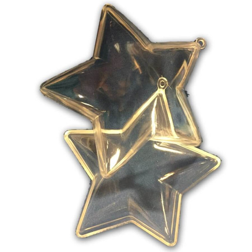 3D mold star Star 3D bath bomb mold