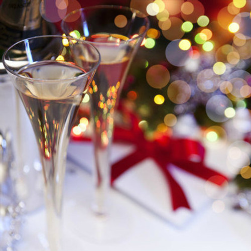 Champagne and Snowy Showers Fragrance Oil