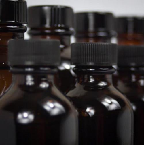 fragrance oil bottles from sample pack