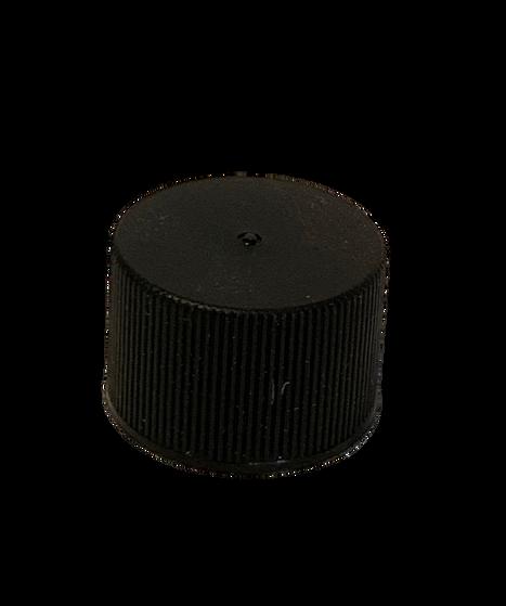 black cap, continuous thread non dispensing