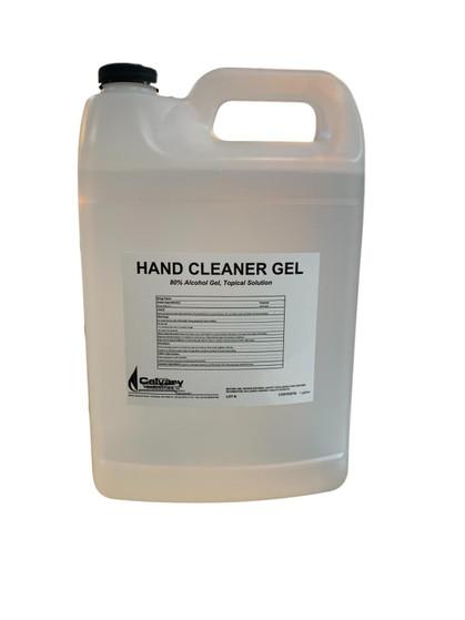 hand sanitizer gel 1 gallon