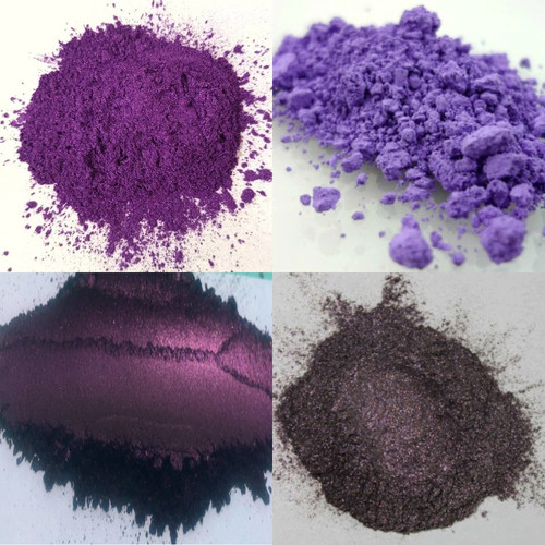 Royal Purple Mica Collection