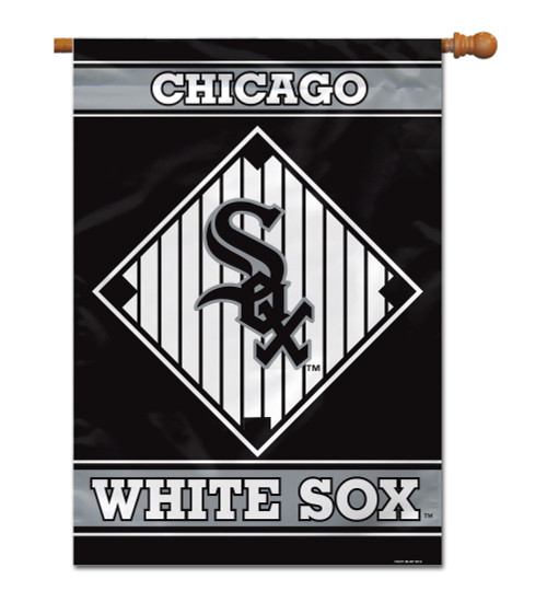 """Chicago White Sox 28"""" x 40"""" 1- Sided House Banner"""