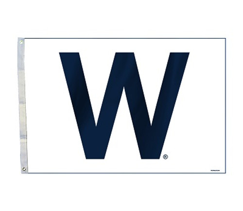 Chicago Cubs 2 Ft. X 3 Ft. Flag W/Grommetts