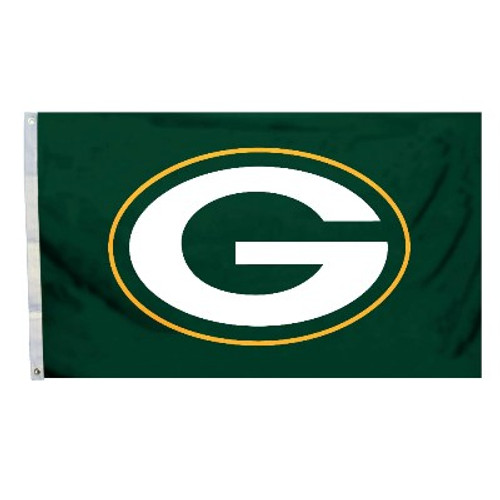 Green Bay Packers 3 Ft. X 5 Ft. Flag W/Grommets