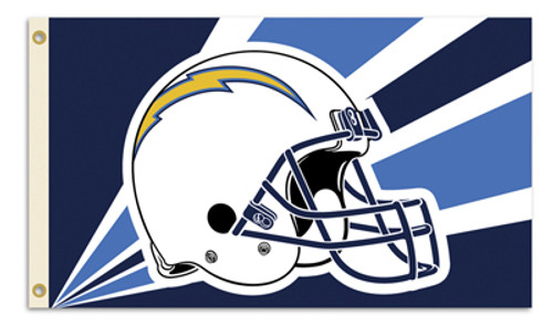 Los Angeles Chargers 3 Ft. X 5 Ft. Flag W/Grommets