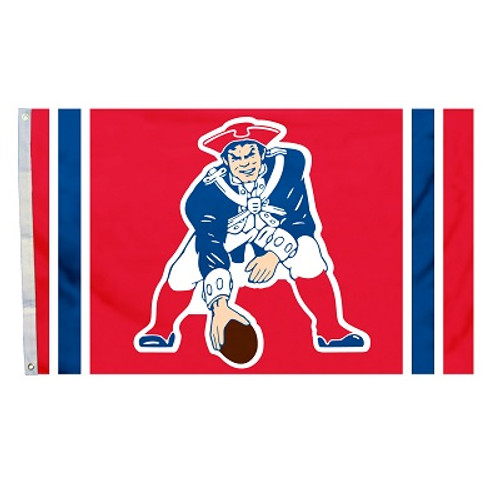 New England Patriots 3 Ft. X 5 Ft. Flag W/Grommets