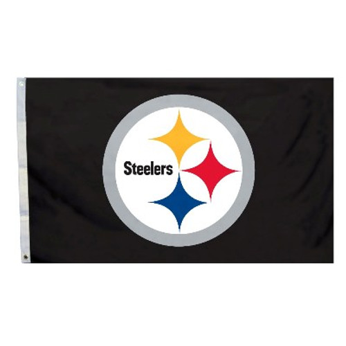 Pittsburgh Steelers 3 Ft. X 5 Ft. Flag W/Grommets