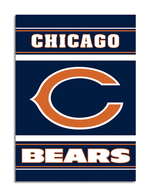 "Chicago Bears ""28 X 40"" 2-Sided House Banner"