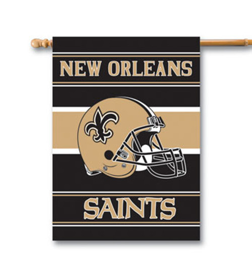 """New Orleans Saints """"28 X 40"""" 2-Sided House Banner"""