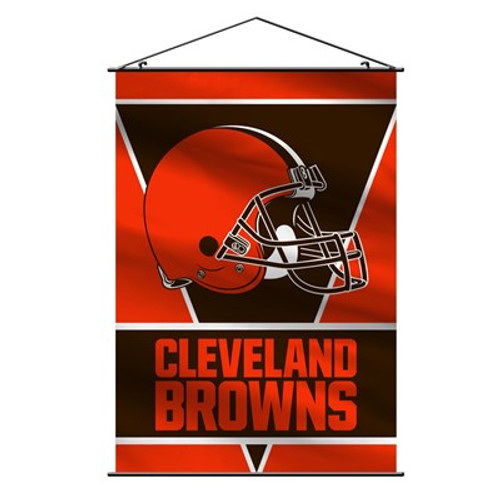 Cleveland Browns NFL Wall Banner