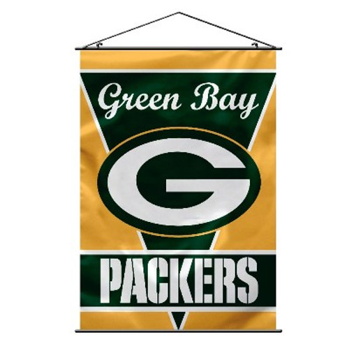 Green Bay Packers NFL Wall Banner