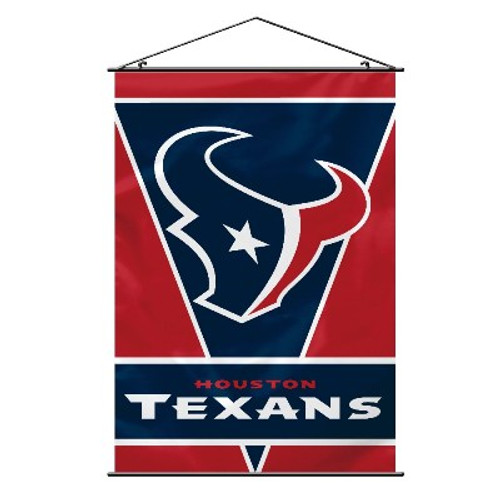 Houston Texans NFL Wall Banner