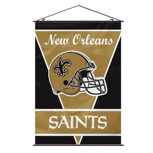 New Orleans Saints NFL Wall Banner