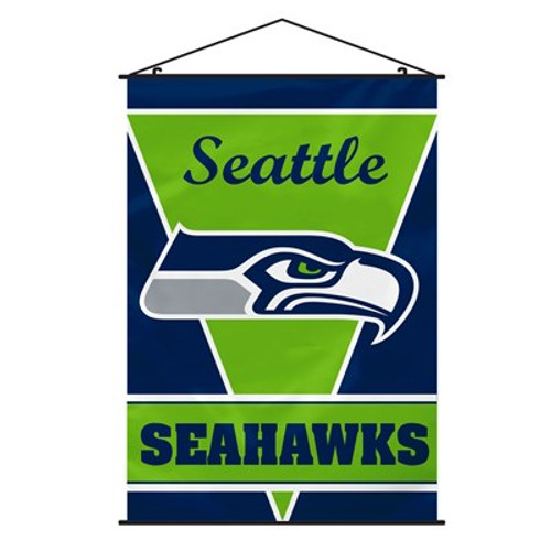 Seattle Seahawks NFL Wall Banner